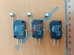 Micro switch FORT CMV-103D 16A 250V AC